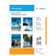 Herma Fotophan 9x13 Vertical 10 Sheets One Size