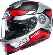 Hjc Rpha 70 Shuky Casque Intégral Rouge M