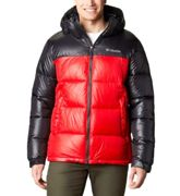 Homme Pike Lake Rouge Red Shine L