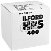 Ilford - films noir & blanc HP5 Plus 400 135 - 36 poses MAXI PACK 50 films