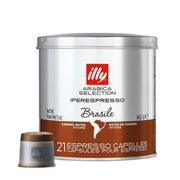 illy Brasile pour illy. 21 Capsules