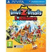 Invizimals L'Alliance PS Vita