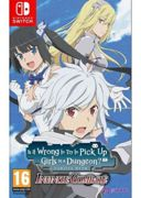 Is It Wrong To Try To Pick Up Girls In A Dungeon ? Infinite Combate (Danmachi)