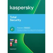 Kaspersky Total Security 2021 - Édition: 1 Appareil 1 An