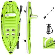 Kayak Gonflable Bestway 65097 Hydro-Force avec support canne à pêche Koracle