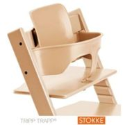 Kit Baby set pour chaise haute Tripp Trapp naturel