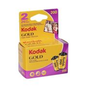 Kodak - 2 films couleur Gold 200 135 - 24 poses