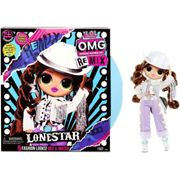 Figurines personnages Zapf Creation Zapf creation 567233e7c - l.o.l. Surprise omg remix- doll lonestar