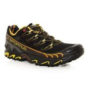 La Sportiva ULTRA RAPTOR - Chaussures trail Homme black/yellow