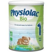 Lait Physiolac Bio 1 800 g