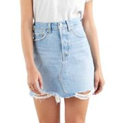 Levi´s ® Decon Iconic Butterfly Taille Haute Jupe 30 Luxor Heat Skirt