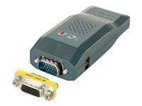 Lindy Wireless VGA Compact Projector Server - Serveur de présentation - Wi-Fi - 2.4 GHz