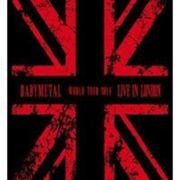 Live in London Blu-ray