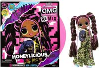Lol Surprise! Omg Remix Honeylicious Fashion Doll - 25 Surprises With Music