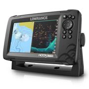 Lowrance Hook Reveal 7 50/200 Hdi Row One Size Black