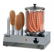 Machine à hot-dogs SARO, modèle CS-400, 172-1065