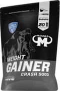Mammut Weight Gainer Crash 5000 - Chocolat - 1.400 g