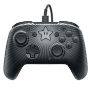 PDP Wired PRO Controller Super Mario STAR Gamepad
