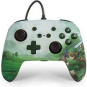 Manette Nintendo Switch filaire PowerA Link Hyrule