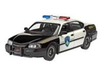 Maquette Chevy Impala Police Car échelle 1:25 Revell Revell