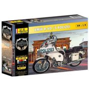 Maquette Moto Kit Complet : Bmw R-60/5 Police