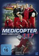 Medicopter 117 - Staffel 3 (4 Dvds)