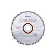 Metabo Lame de scie 'Laminate cut - Professional', 216x30 Z60 FZ/TZ 0° - 628442000