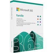 Microsoft Pack Office 365 Famille