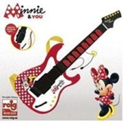 Minnie guitare