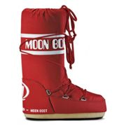 Moon Boot Nylon - Rouge-23-26 23-26