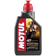 Motul Scooter Power 4t 5w40 Ma 1l One Size