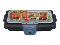 Barbecue électrique Moulinex Accessimo Blue Salt Table BG134812