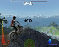 Mountain Bike Adrenaline Windows