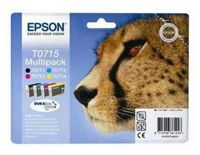 Multipack cartouches EPSON T0715 Guepard