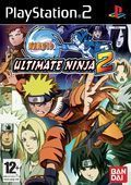 Naruto Ultimate Ninja 2 - Ensemble Complet - Playstation 2