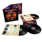 Nights Of The Dead Legacy Of The Beast Live in Mexico City Vinyle