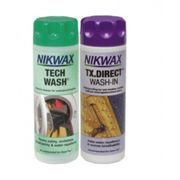 Nikwax Twin Pack Violet Taille unique
