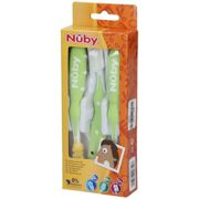 Nuby Brosse A Dents Set 3 Etapes brosse(s) à dents 1 pc(s)