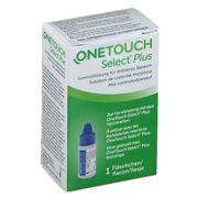 One Touch Select Plus Fluide Controle solution(s) 3,75 ml