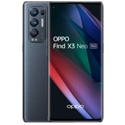Oppo Find X3 Neo 5G - 256 Go - Noir + Powerbank - Charge rapide