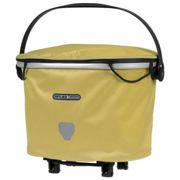 Ortlieb - Up-Town Rack City 17,5 - Sacoche pour porte-bagages - 17,5 l - mustard