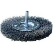 Outifrance - Brosse metallique rotative plate 75 mm