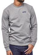 P-6 Label Uprisal Crew Gris Gravel Heather L