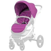 Pack Assise + Capote Affinity Britax pourpre