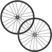 "Fulcrum Set de Roues Racing Zero Competizione DB C19 Disc Center Lock noir set de 28"" (avant 12x100 + arrière 12x142) SRAM XDR"