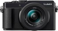 PANASONIC Lumix DMC-LX100 Mark II Noir