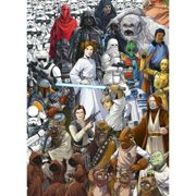 Papier Peint Star Wars Classic Cartoon 184x254