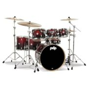 PDP Concept Maple CM7, Red to Black Fade
