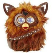 Peluche intéractive Furby Chewbacca Star Wars 7 heroes