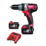 Perceuse Visseuse MILWAUKEE 14.4V 4.0Ah Li-Ion Avec 2 Batteries Li-Ion - 4933443782.